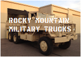 rocky mountain military trucks